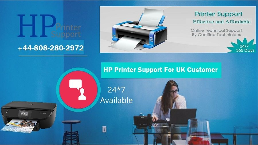 If you have HP printing device at office or home to repair