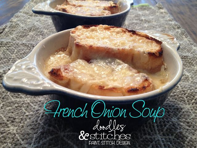 Country Kitchen French Onion Soup doodles & stitches: healthy you - french onion soup | new recipes