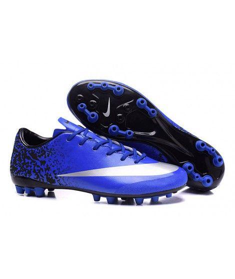 Nike Mercurial Victory V Cr7 Ag Herren Fussballschuhe Blau
