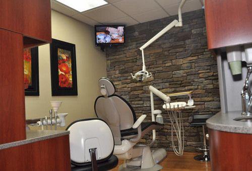 Decoraci n y dise o de consultorios dentales y - Decoracion clinica dental ...