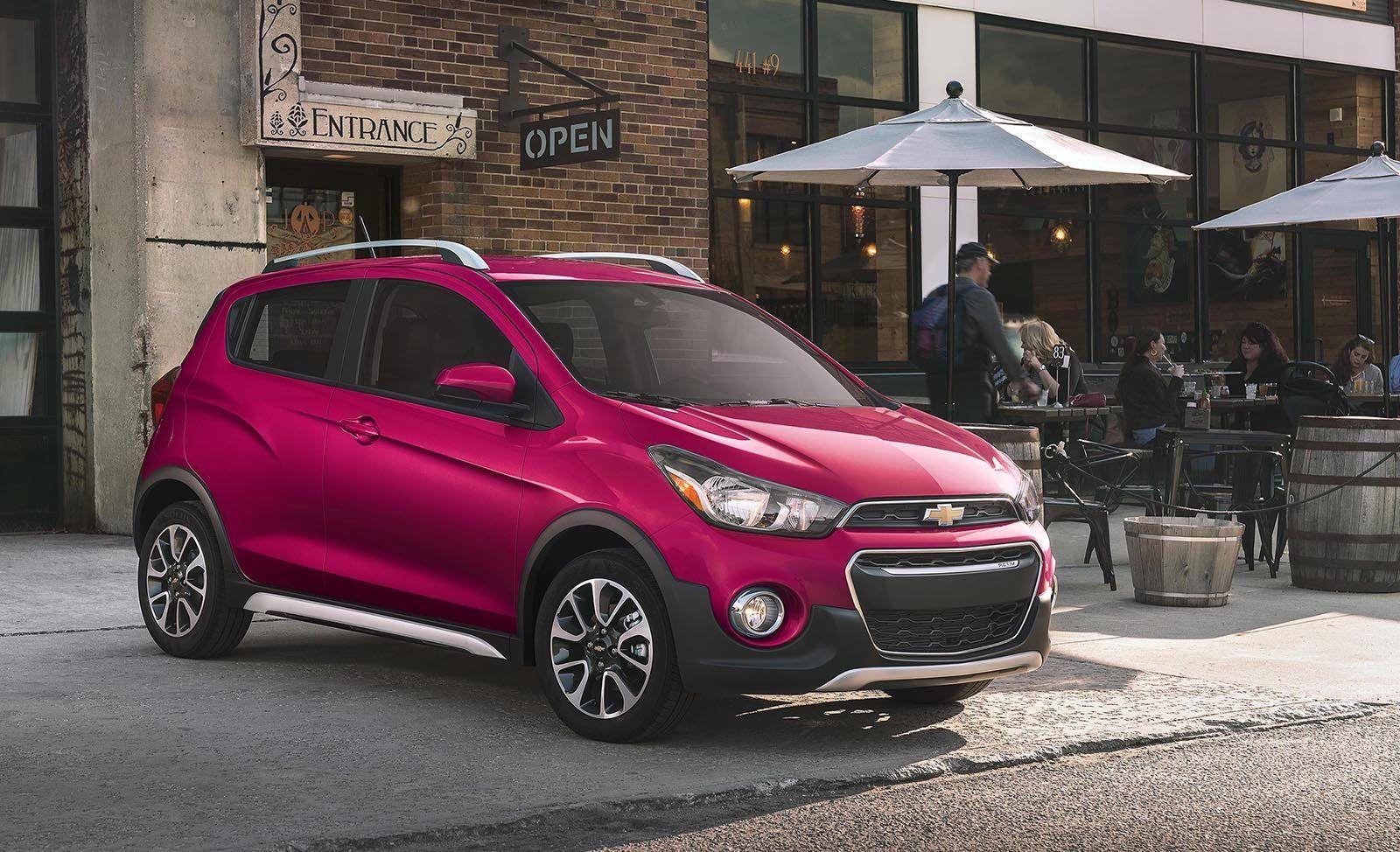 Asi Es La Renovada Gama Chevrolet Spark Para Mexico Chevrolet Spark Autos Venta De Automoviles