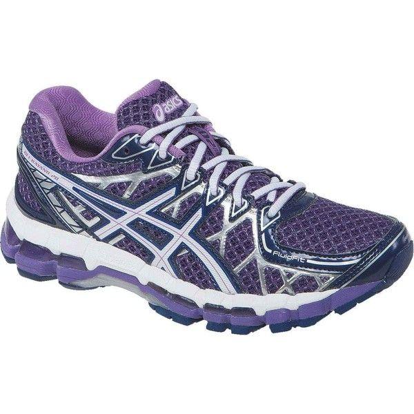 Asics Women S Gel Kayano 20 Purple White Lavender Running Shoes