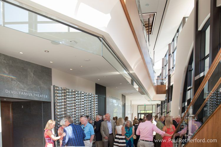 Great lakes center for the arts bay harbor opening weekend