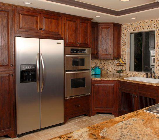 Teak Kitchen Cabinet Doors: Teak Kitchen Cabinets