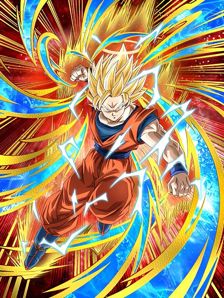 Returning From The Otherworld Super Saiyan 2 Goku Angel Anime Dragon Ball Super Anime Dragon Ball Dragon Ball Super Goku
