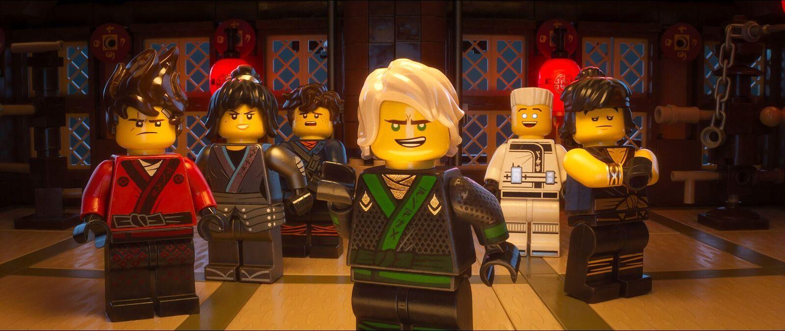 Win A 50 Fandango Gift Card And Go See The Lego Ninjago Movie