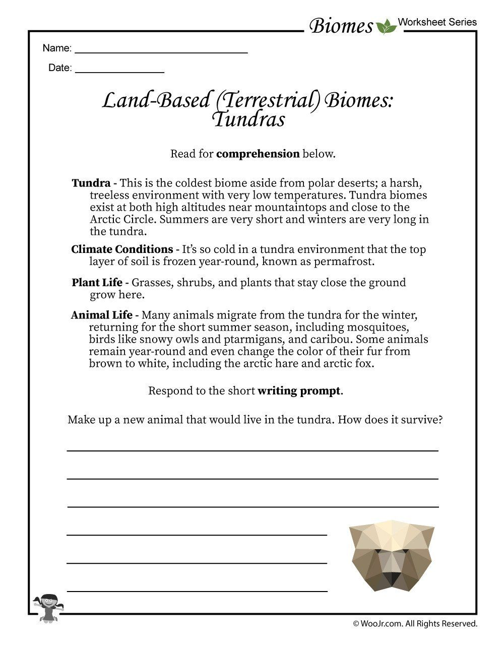 small resolution of 4 4 Biomes Worksheet Answers Biomes Worksheet Doc   Biomes