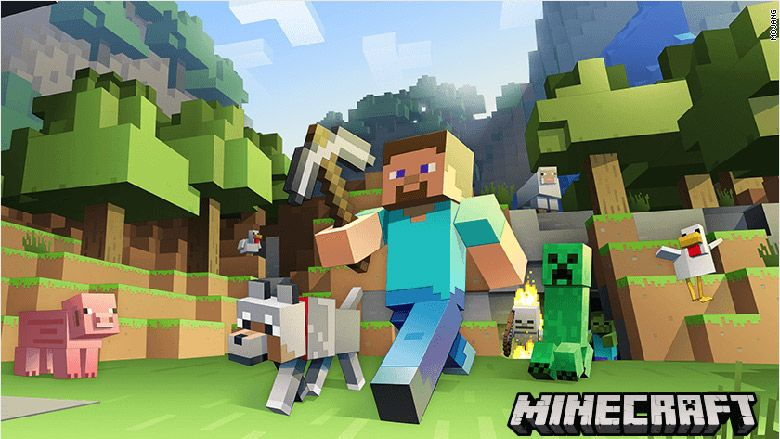 Microsoft Is Giving Minecraft To Schools For Free Here S Why Minecraft Posters Minecraft Characters Minecraft