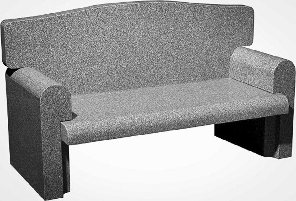 Bench Custom Memorial Benches Granite Smet Monuments Bench