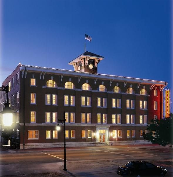 The Hotel At Old Town Wichita Kansas