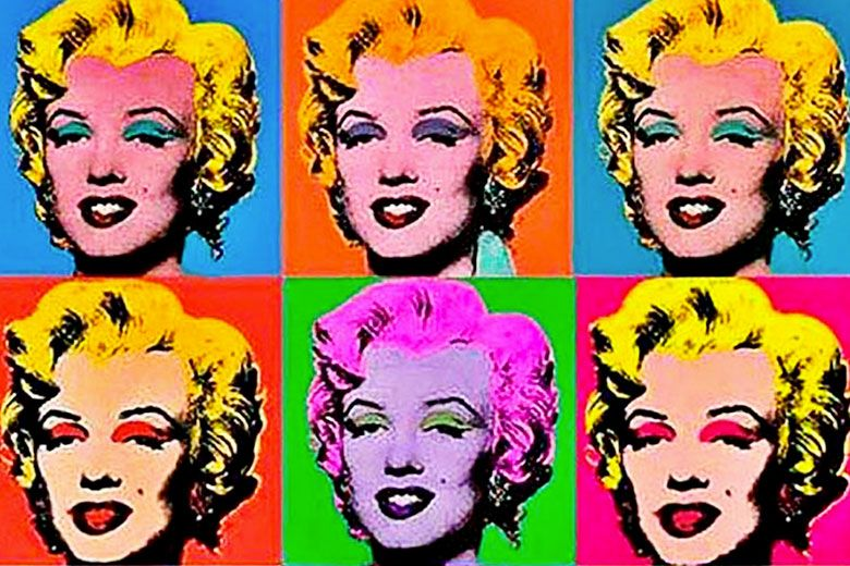 Soup Cans Wigs And Marilyn Monroe Feature In Tate S New Andy Warhol Show Andy Warhol Marilyn Pop Art Andy Warhol