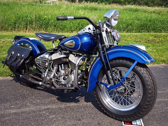 Harley Davidson W-series (45 Solo: W, WL,WLA, WLC, WLD, WR) Wallpaper