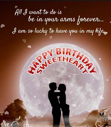 Happy birthday cards for love cards for him or her happy send this beautiful and romantic ecard to your loved ones on their birthday free online romantic birthday greetings ecards on birthday bookmarktalkfo Images
