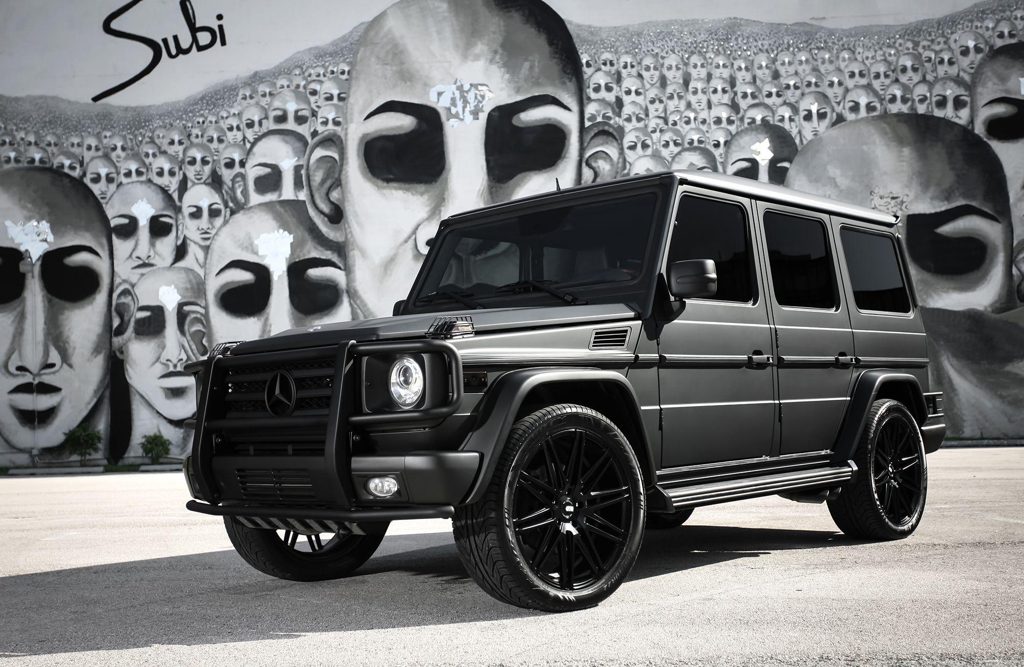 mercedes matte black g wagon - google search | { the whip