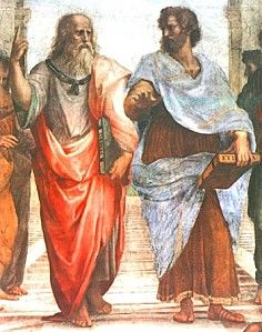 Socrate Et Platon Art History School Of Athens Ancient Civilizations