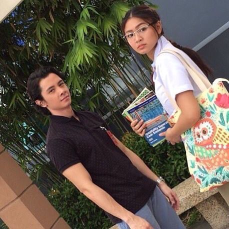 Nadine and JC Santos for TIMY (ctto)