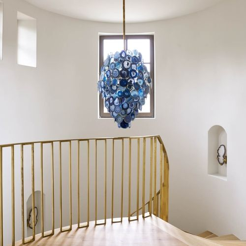 40 Trending Modern Staircase Design Ideas And Stair Handrails: Beautifully & Thoughtfully Designed Paneled Stairwell