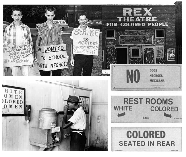 JIM CROW LAWS' | were state and local laws in the United States ...