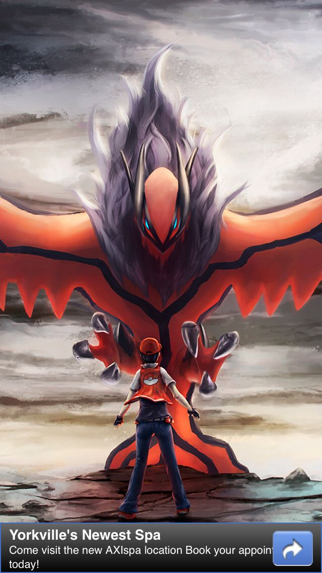 Pokemon X Is Best Because Of Xerneas But Yveltal Ok