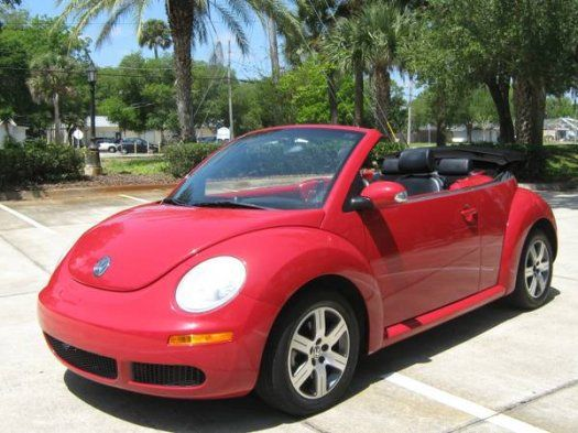 Red Vw Convertible Beetle My Dream Car At The Moment I Ve Wanted This Since Before Could Drive