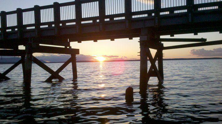 bellingham bay.