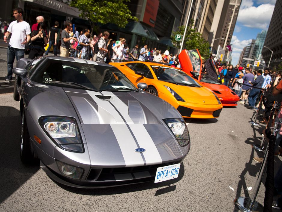 2006 Ford GT. Nick Tragianis for National Post