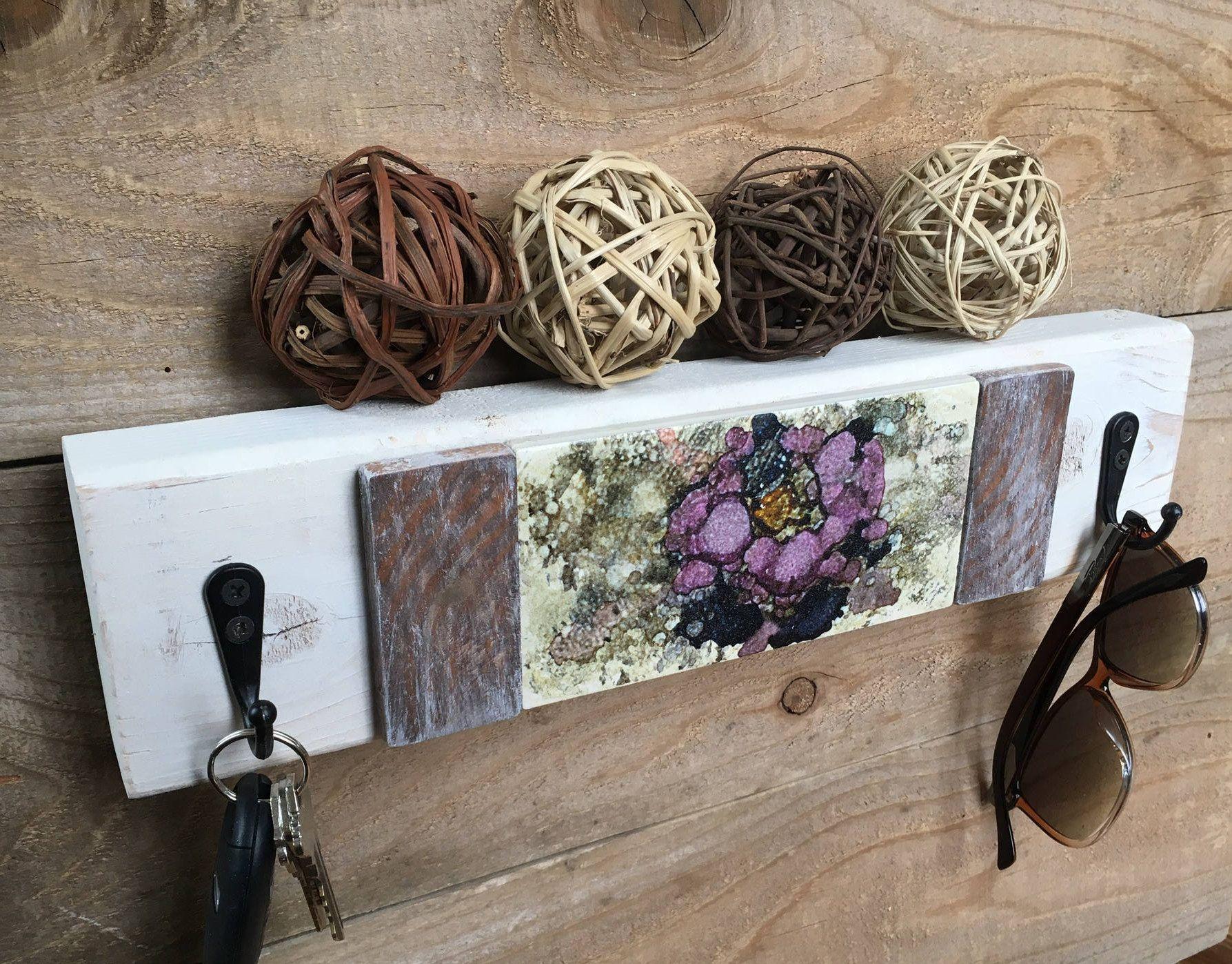 Park Art My WordPress Blog_Shabby Chic Farmhouse Key Holder