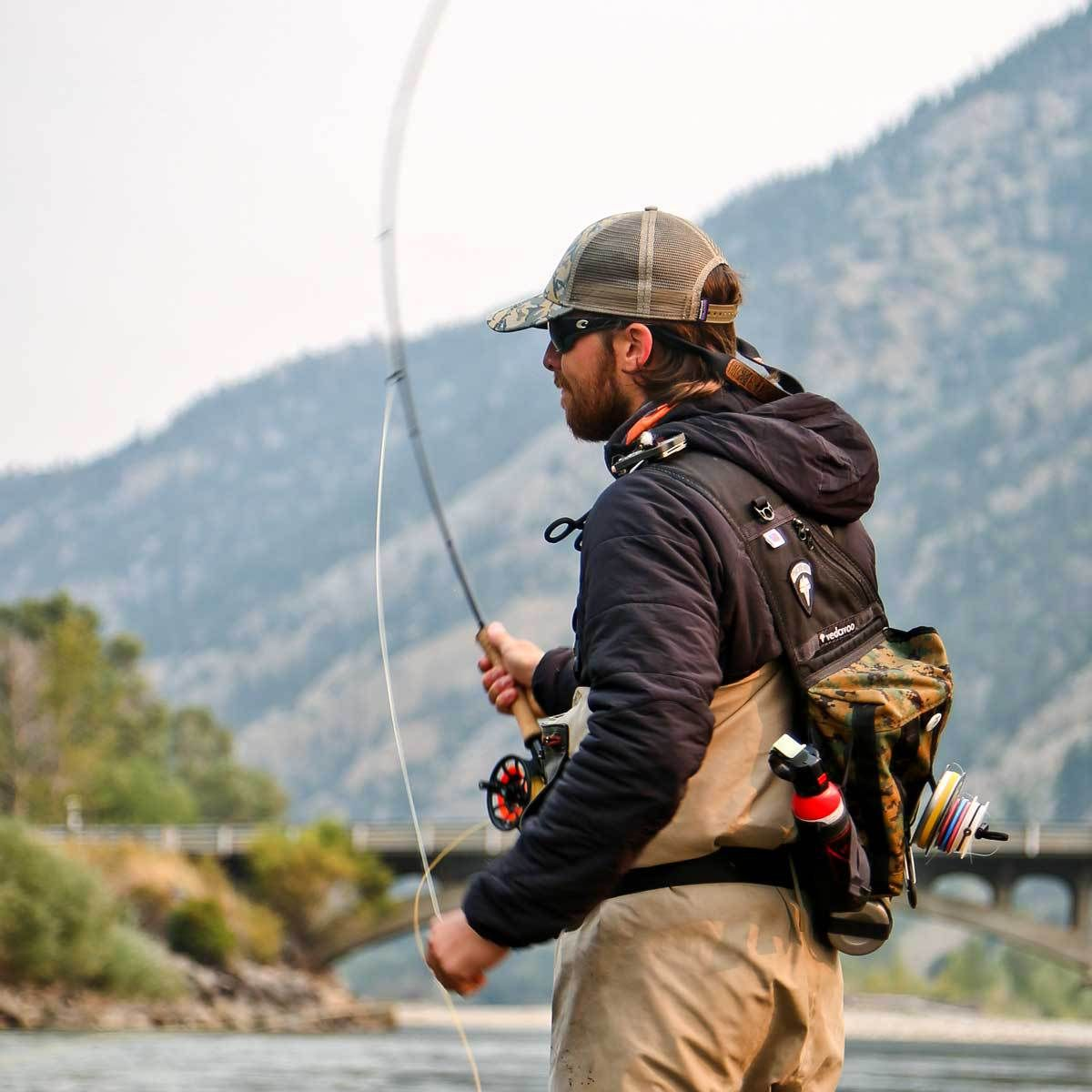 Vedavoo Tl Beast Sling Fly Fishing Essential Gear
