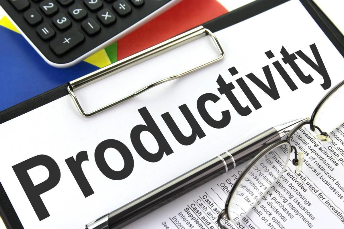 There Are A Number Of Productivity Tools That Can Help You Get
