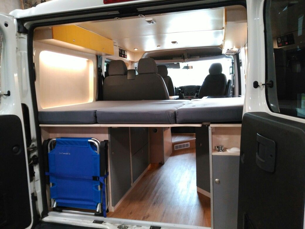 peugeot boxer 3 l1h1 camper van peugeot boxer wohnmobil. Black Bedroom Furniture Sets. Home Design Ideas