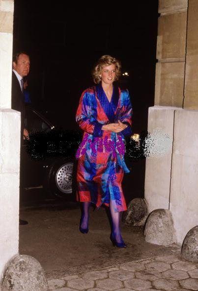 Semaine de la Mode ,le  19 mars 1985