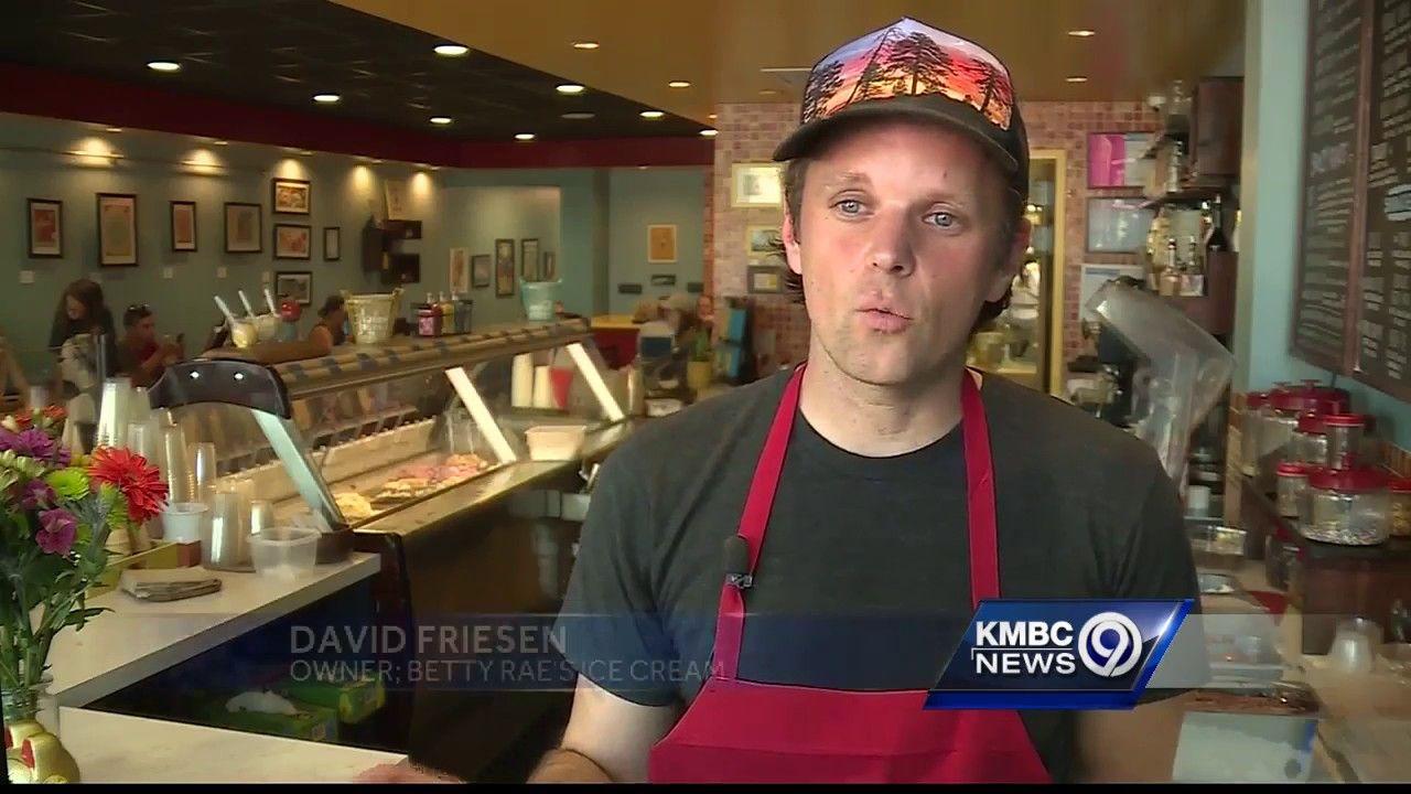 This Kansas City ice cream shop is serving burnt end BBQ ice cream