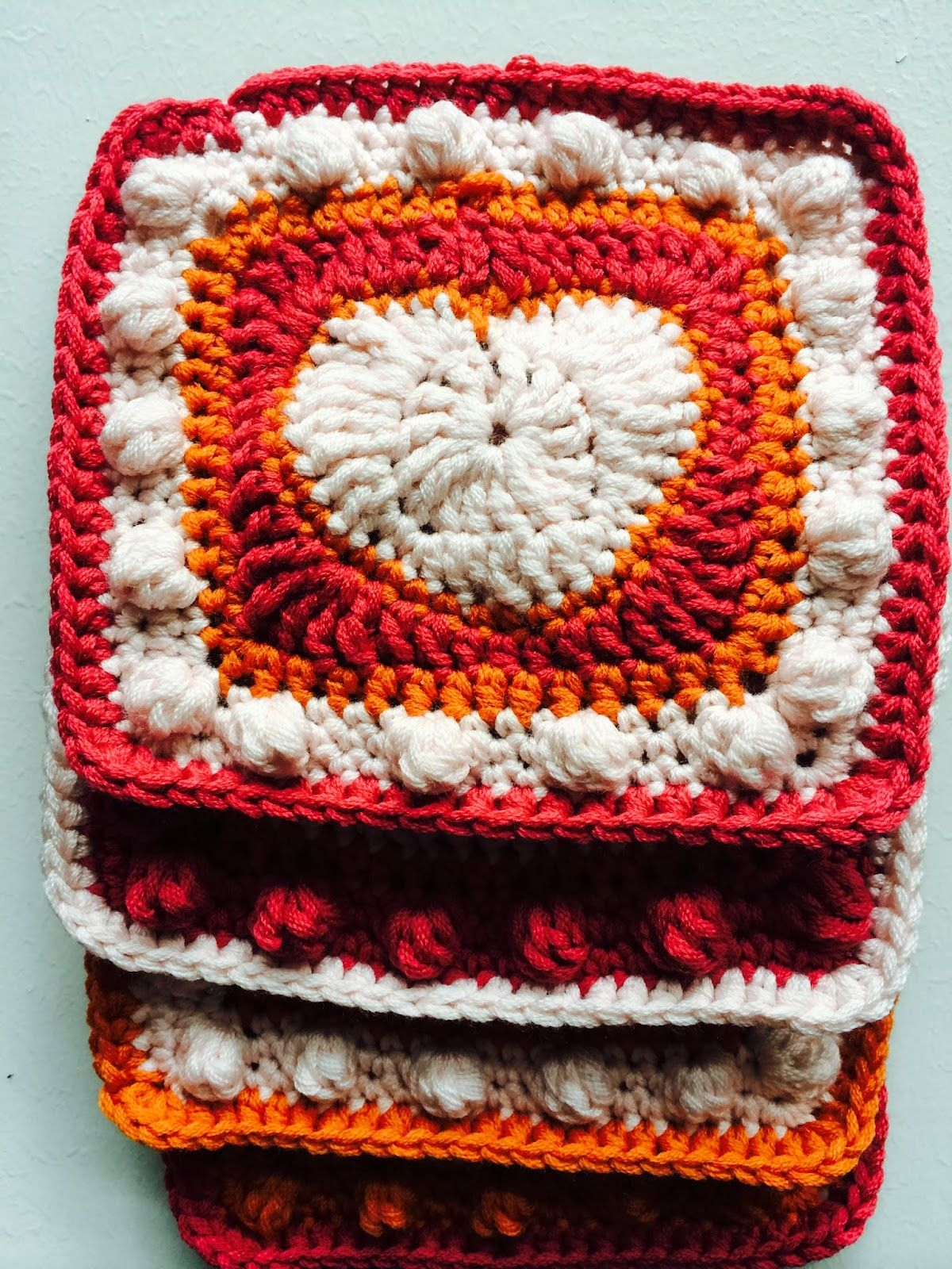 Annoo\'s Crochet World: Variation on my Valentine heart Granny ...
