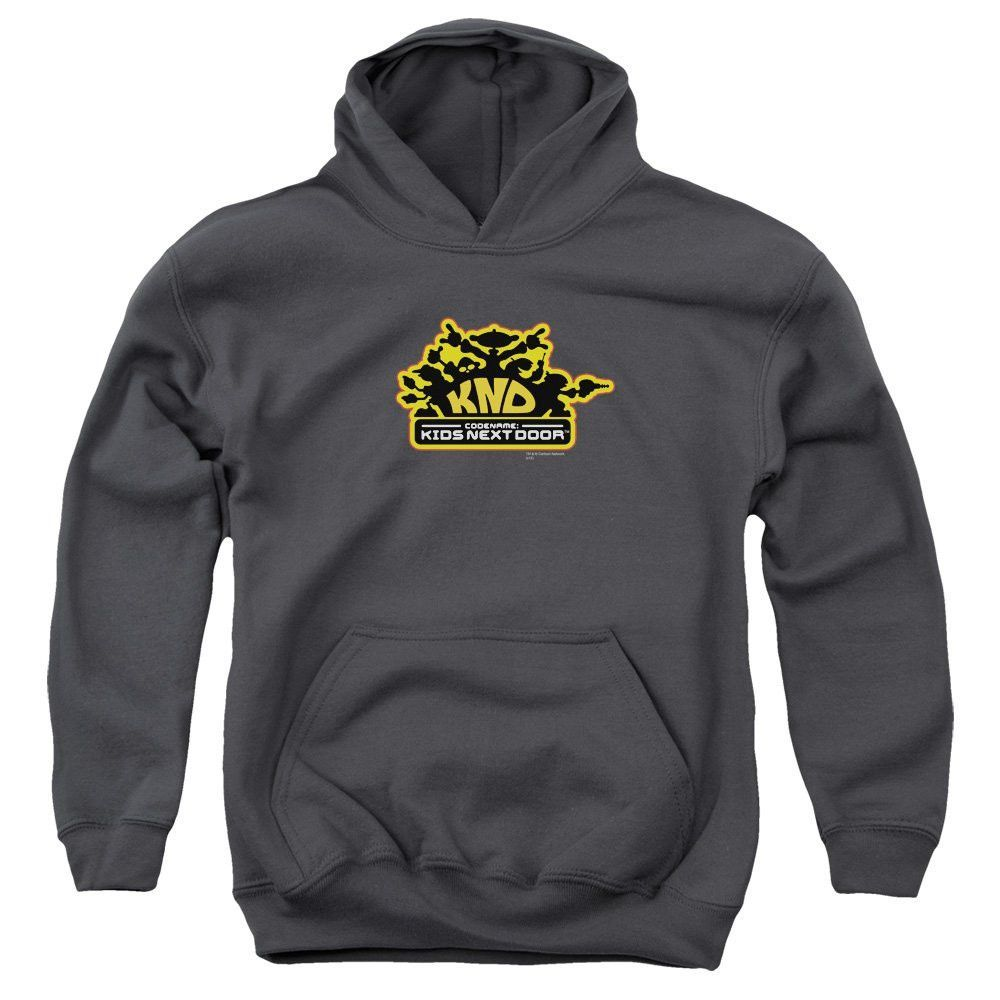 Kids next door knd logo youth pullover hoodie products