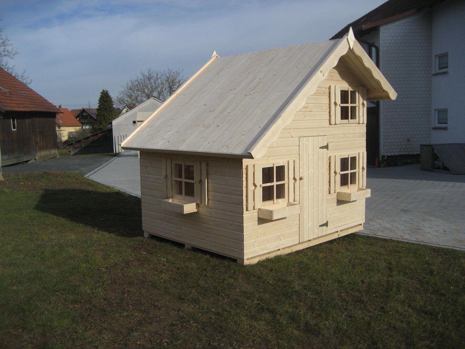 Details zu Kinderspielhaus Tom Spielturm Stelzenhaus