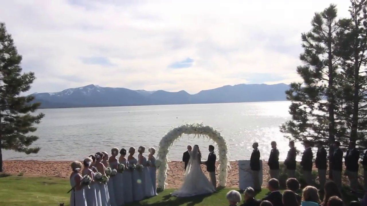 Edgewood Tahoe Wedding Video Epicwedding Weddingfireworks Weddinghelicopter Laketaheoweddingvideo Www Vid Edgewood Tahoe Tahoe Wedding Lake Tahoe Weddings