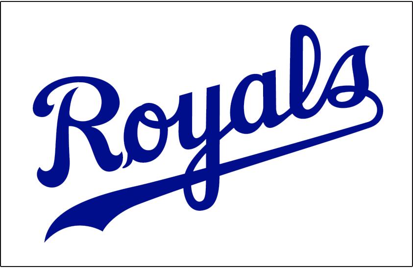Kansas City Royals Jersey Logo