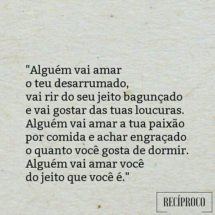 Pin De Carmen Terezinha Em A M O R Quotes Loving Someone E Frases