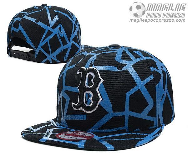 Cappelli rap MLB Boston Red Sox 01KT | Cappelli rap a poco ...