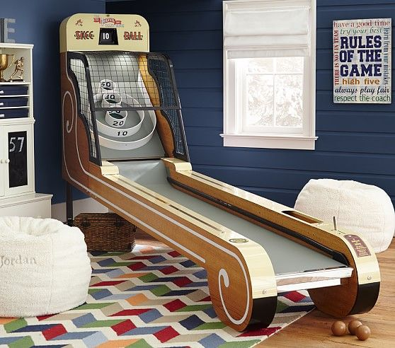 Cool Things To Put In A Basement: House - Game Room