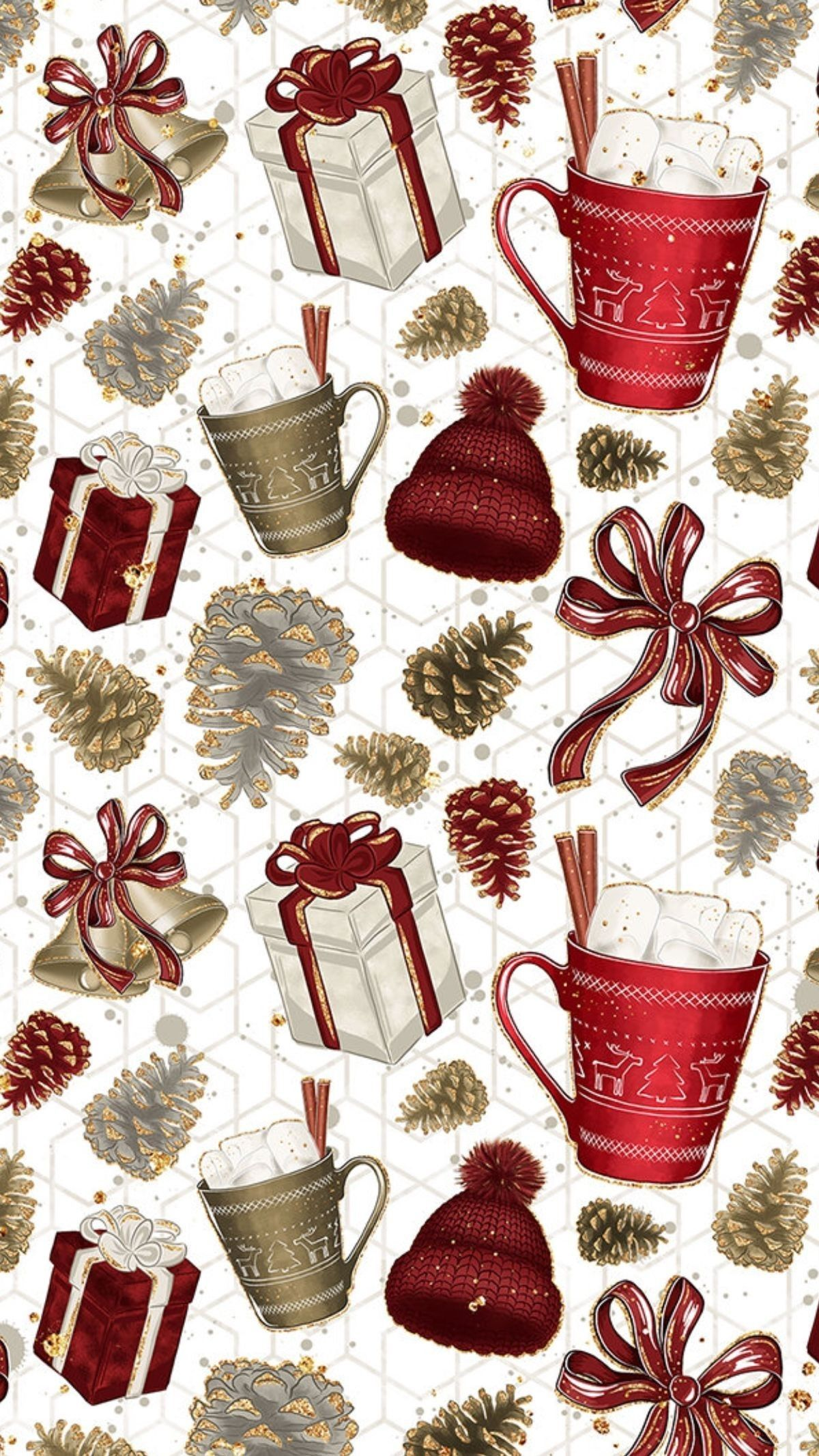 Pin by KIT CAT 💝 🍫 on CHRISTMAS!! :) | Christmas wallpaper ...