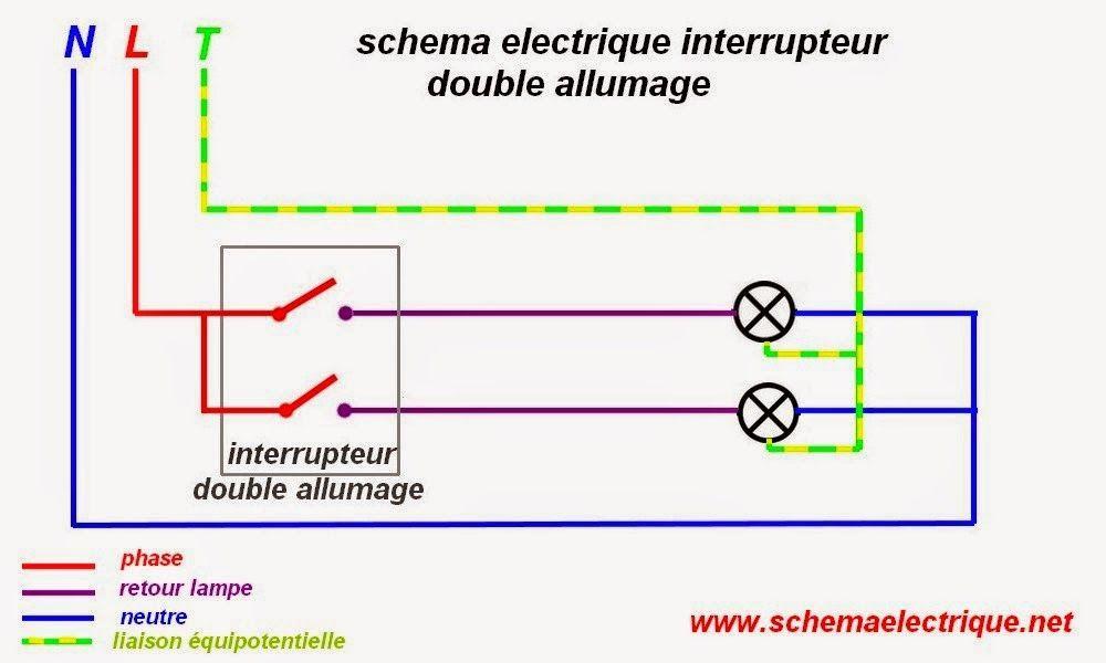 double allumage Electricité Pinterest