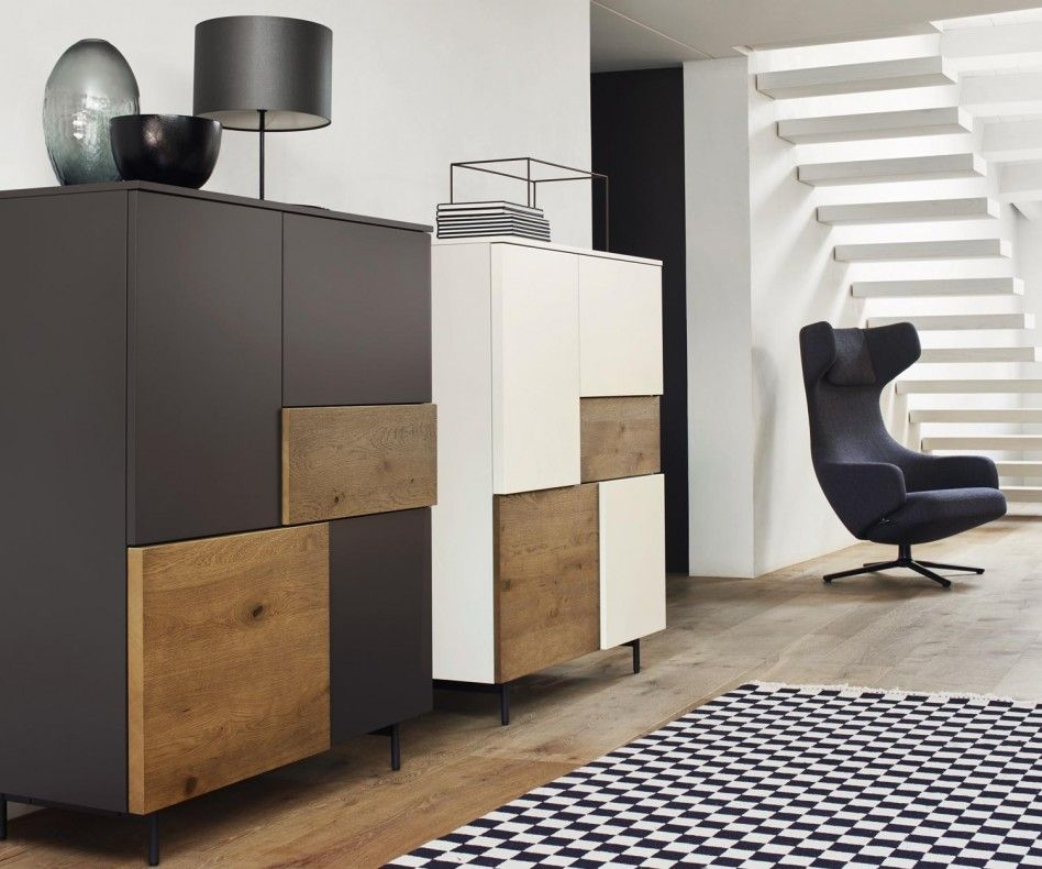 Livitalia Highboard Incontro Living rooms, Future and Room