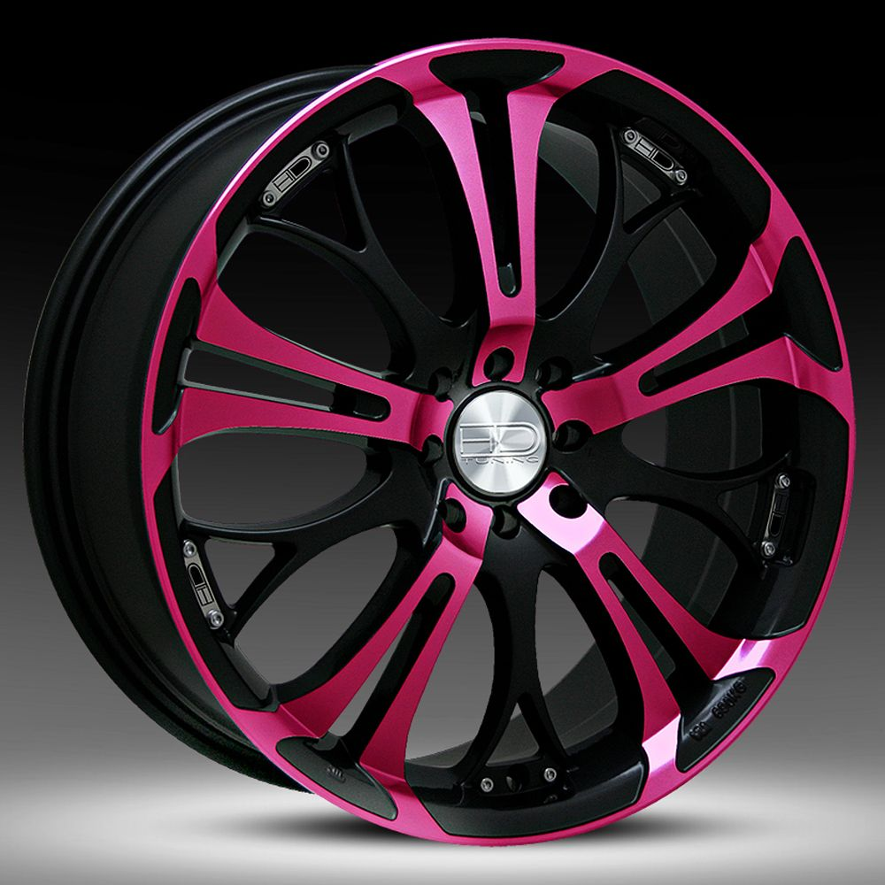HD Wheels Tuning Selection