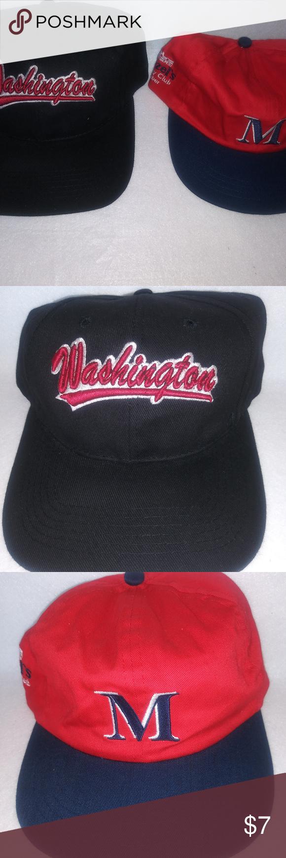 5e0ee1531f143 2 Lot Fashion Vintage Headwear Brand New 2 Lot Fashion Vintage Headwear  Both Hats Are Adjustable