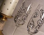 Love these hand painted flutes!!!