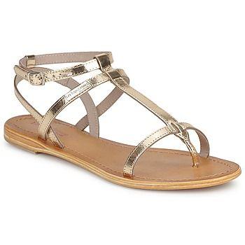 Spartoo sandalia dorada