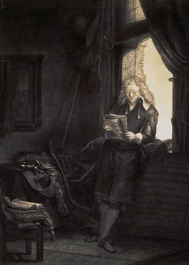 Did Rembrandt's most famous painting end his career?   Dutch Golden