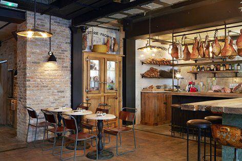 margherita paris 2015 pravda arkitect paris 2015restaurants - Contemporary Restaurant 2015