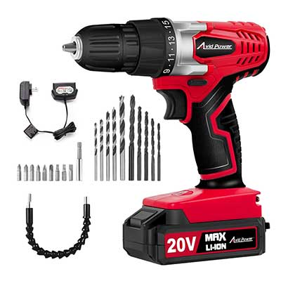Top 10 Best Power Drills In 2020 Reviews In 2020 Cordless Drill Drill Drill Set